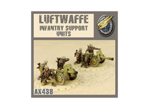 LUFTWAFFE SUPPORT WEAPONS