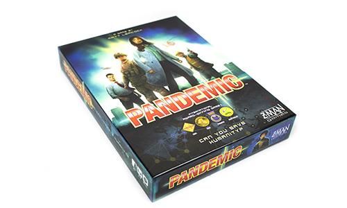 Pandemic Games - 2013 Original