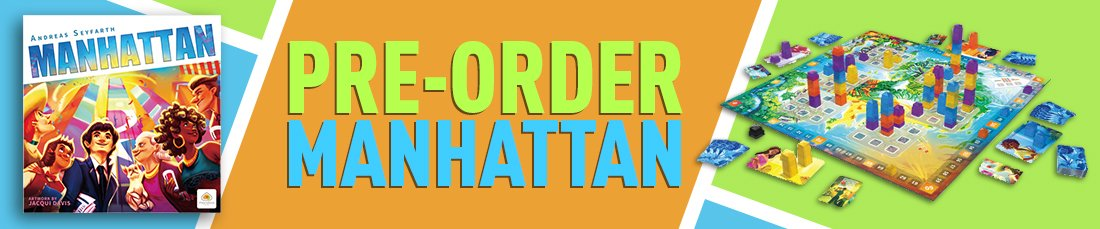 Manhattan Pre Order