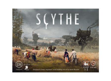 Stonemaier Games - Scythe