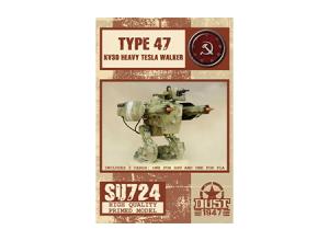 Type 47 SSU Tesla Walker