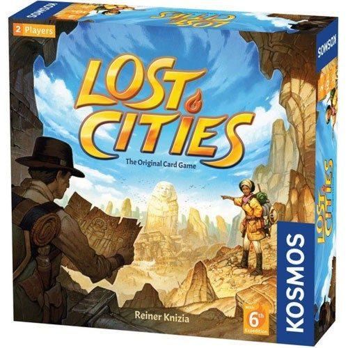 lost cities original card game