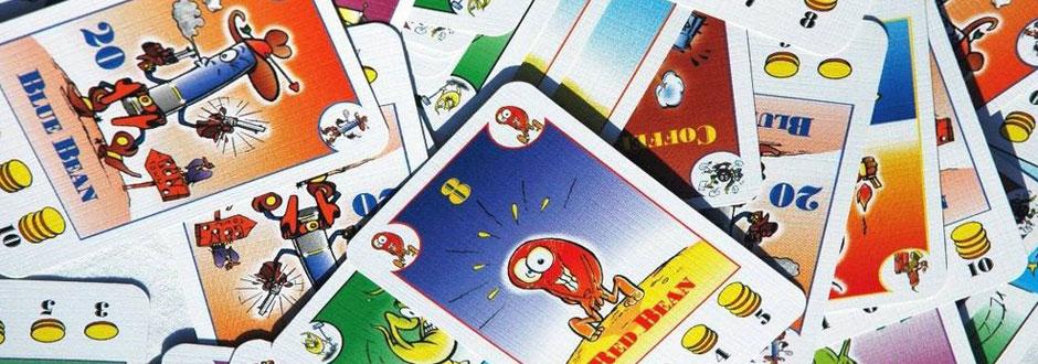 Bohnanza Review | Board Games | Zatu Games UK image