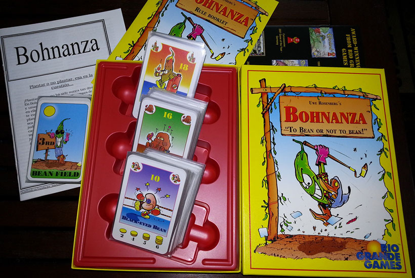 Bohnanza Game Contents