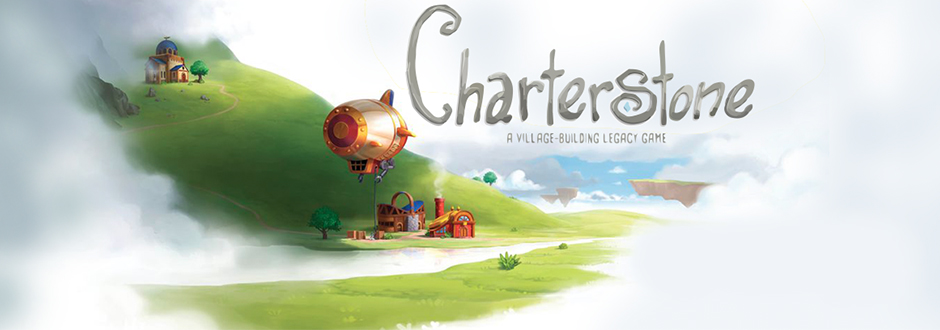 Charterstone - What We've been playing in January