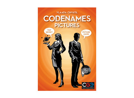 Czech Games Edition - Codenames Pictures