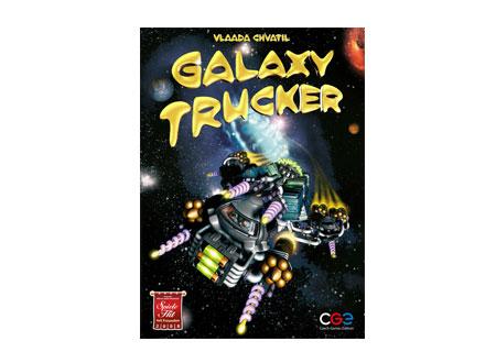 Czech Games Edition - Galaxy Trucker