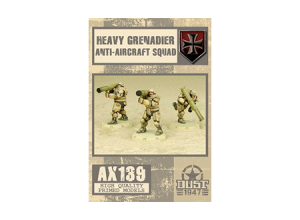 Heavy Grenadier Anti-Aircraft Squad