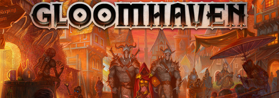 News - Gloomhaven Gets Bigger