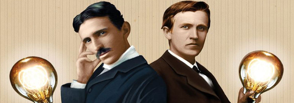 """tesla v edison Edison vs tesla   the famous scientist of serbian origin patented about 700 inventions and took part in experiments that continue to amaze after almost a century it seems tesla was """"the brain"""" in the controversial philadelphia experiment, which would have taken place in the early 1940s."""