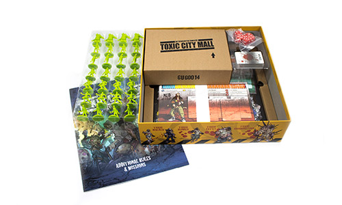 Zombicide Games - Toxic City Mall