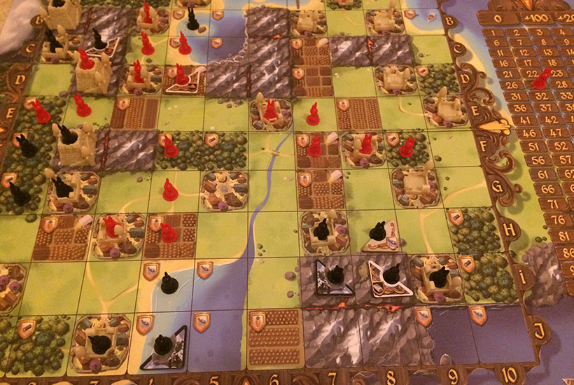 Brutal Kingdom Review | Board Game Quest