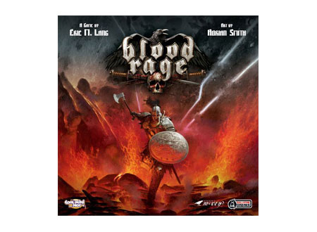 Cool Mini or Not - Blood Rage