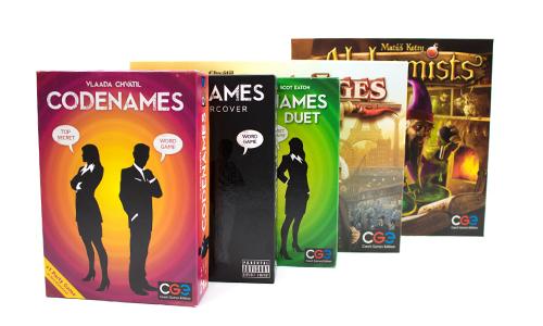 Czech Games Edition - Board Games