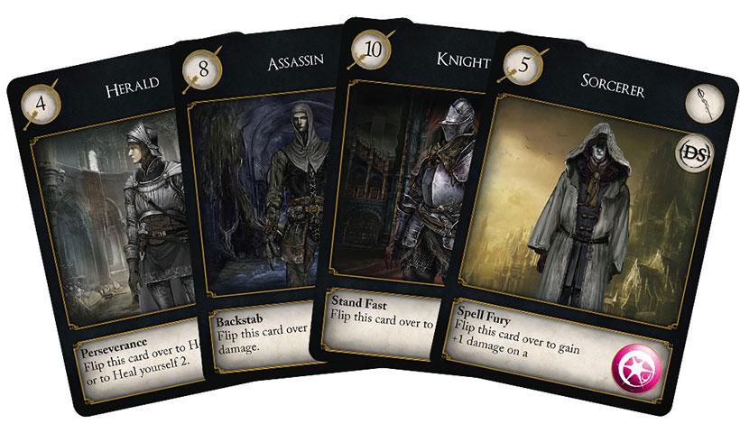 Dark Souls: The Card Game - Character Decks