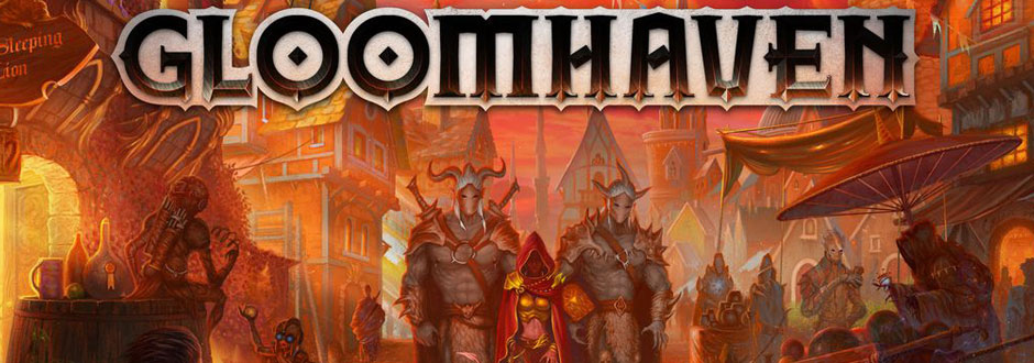 Gloomhaven Board Game Review