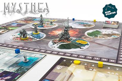 Mysthea Kickstarter - Board