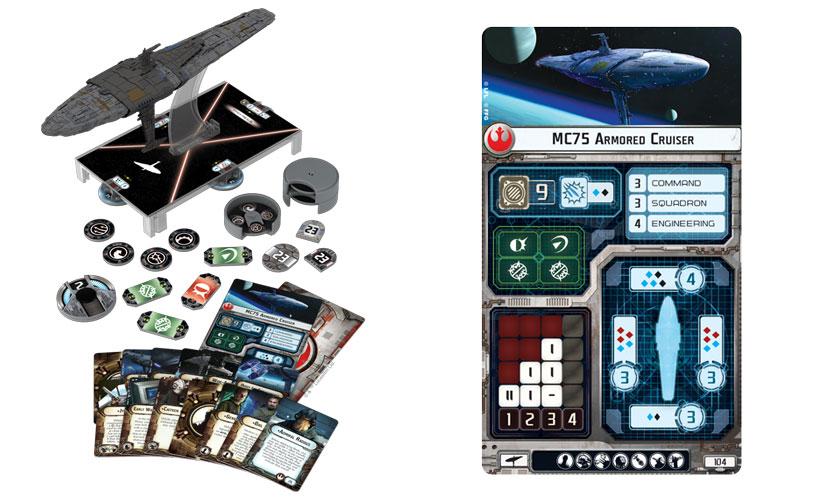 Profundity Ship Pack -Star Wars Armada