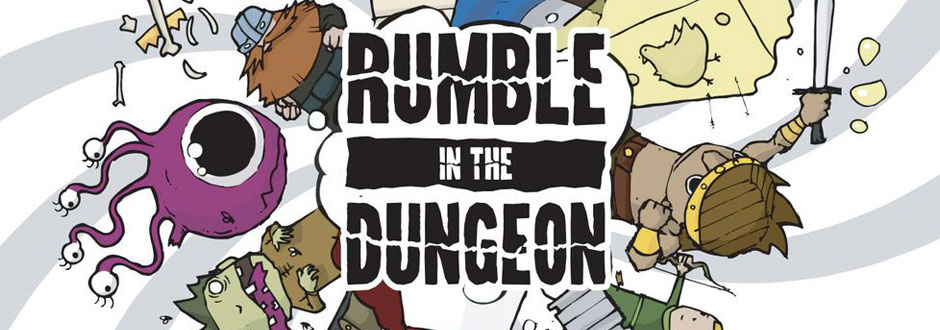 Rumble in the Dungeon Review
