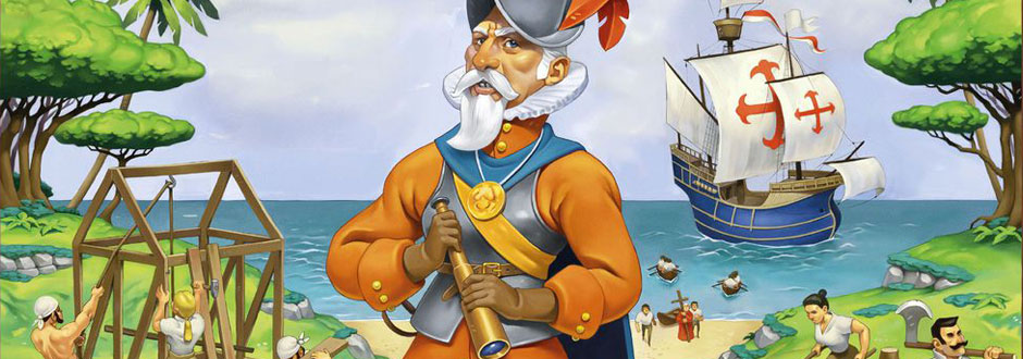 Santa Maria Board Game Review