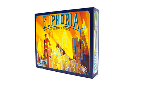 Stonemaier Games - Euphoria