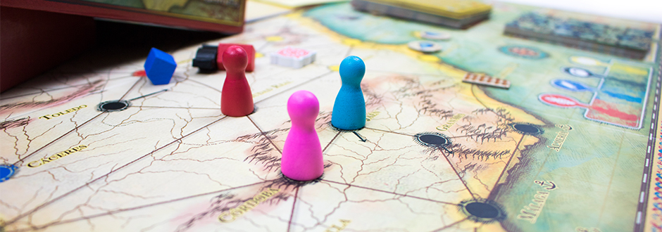 What's behind the success of Tabletop Gaming?