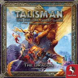 Talisman - The Dragon (Large Expansion)