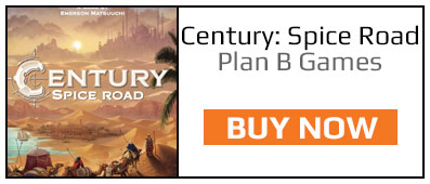 Two-Player Games - Buy Century Spice Road
