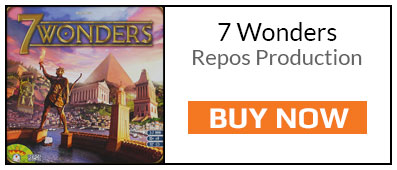 What Type of Gamer are you? - Buy 7 Wonders