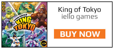 What Type of Gamer are you? - Buy King of Tokyo