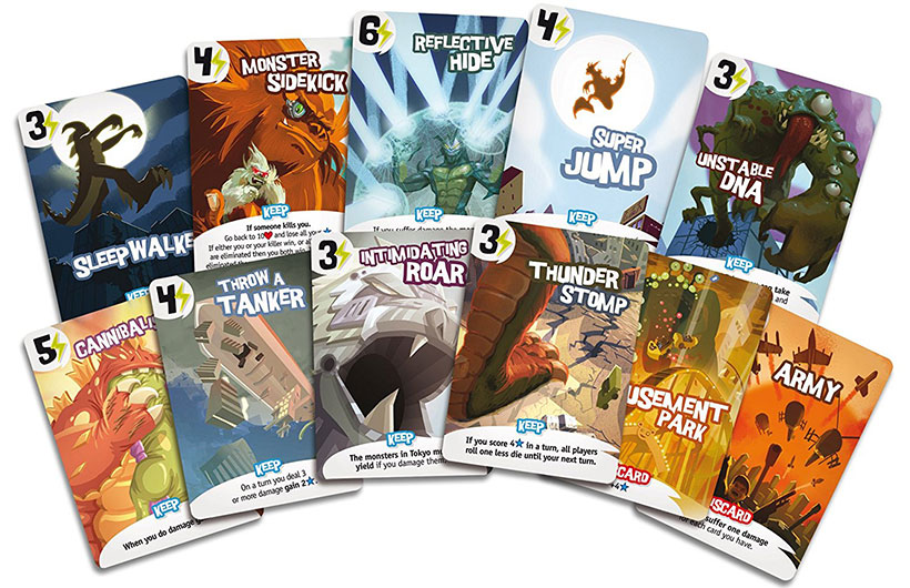 What Type of Gamer are you? - King of Tokyo