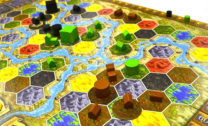 What type of gamer are you? - Terra Mystica