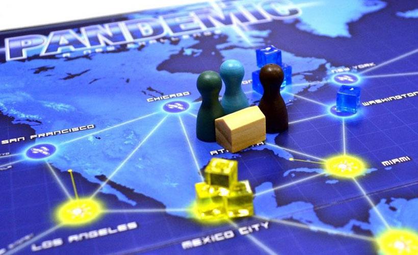 Board Game Mechanics - Pandemic