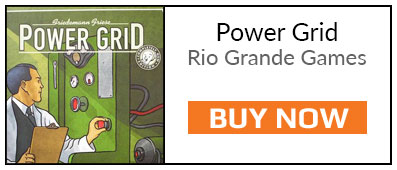 Board Game Themes - Buy Power Grid