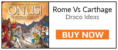 Board Game Themes - Rome Vs Carthage