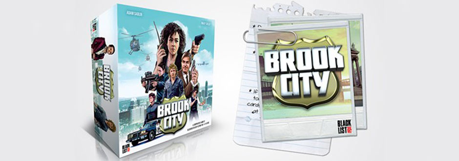 Brook City – New to Kickstarter
