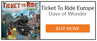 Buy Ticket to Ride Europe Game