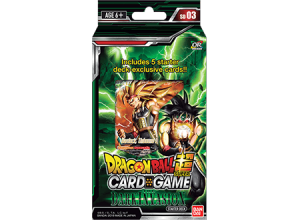 Dragonball Super CG: Starter Deck Dark Invasion SD03