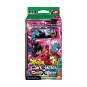 Dragon Ball Super Card Game: Special Pack Set Cross Worlds SP03