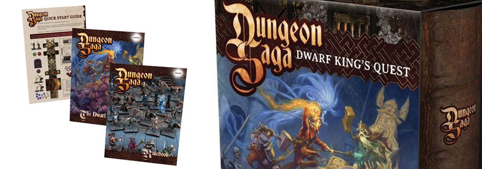 Dungeon Saga Dwarf King's Quest Review