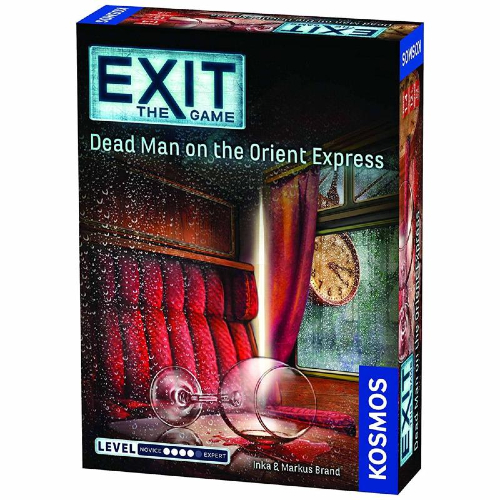 EXiT - Dead Man on the Orient Express (1)
