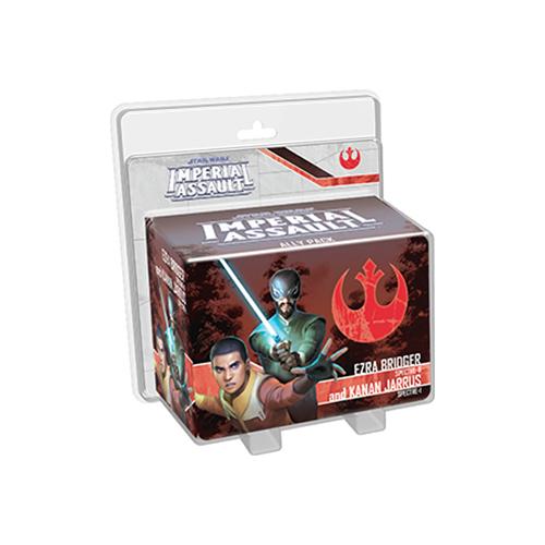 Ezra Bridger and Kanan Jarrus Ally Pack: Star Wars Imperial Assault