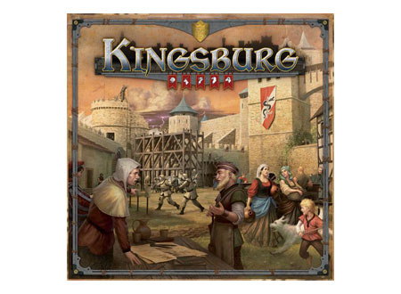 Fantasy Flight Games - Kingsburg 2nd Edition