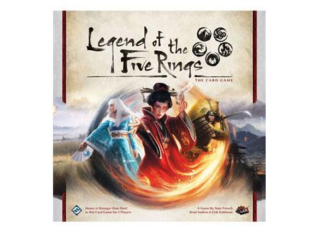 Fantasy Flight Games - LOTFR Card Game