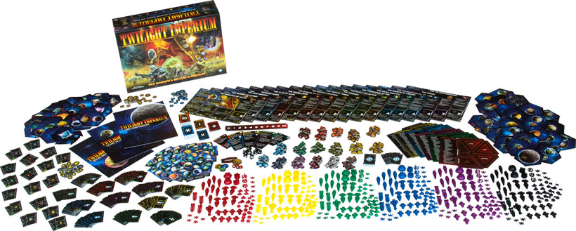 Games of the Month March - Twilight Imperium