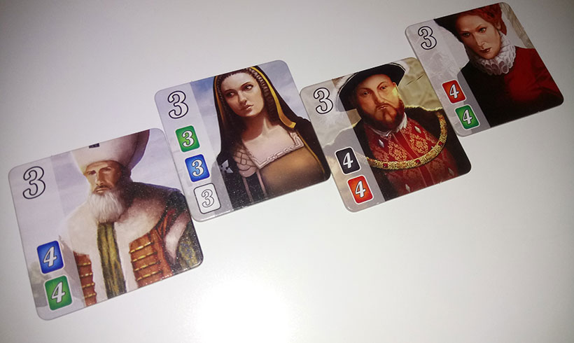 How to Play Splendor - The Nobles