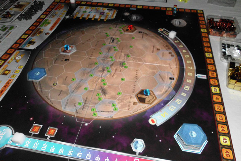 How to Play Terraforming Mars - Third Generation Stage