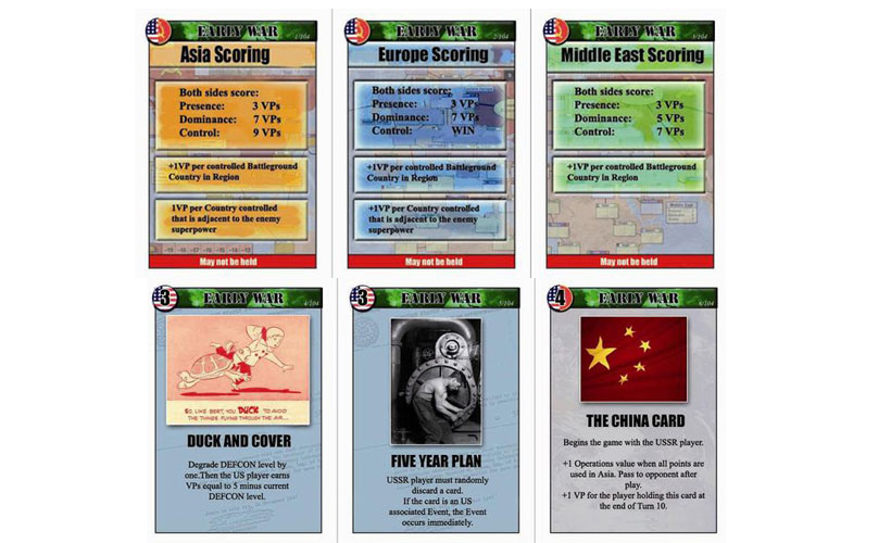 How to Play Twilight Struggle - Early War