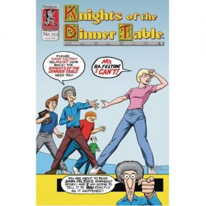 Knights of the Dinner Table Issue # 253
