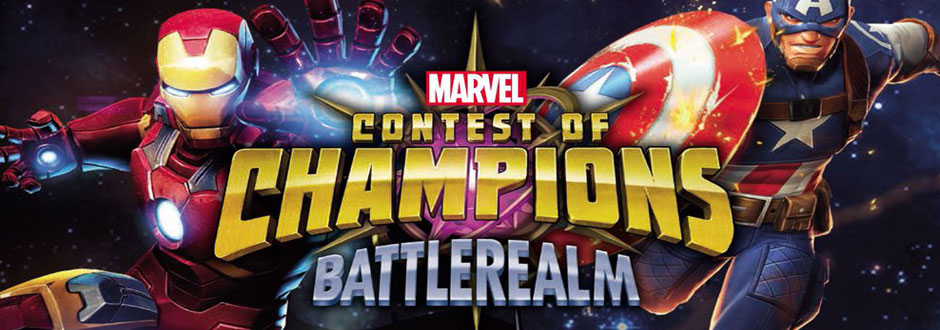 Marvel Contest of Champions: Battlerealm Preview